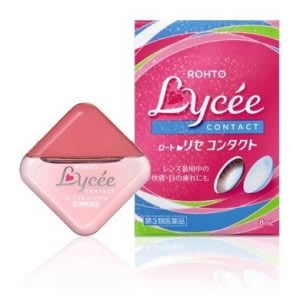 Best Japan eye drops for contact lens