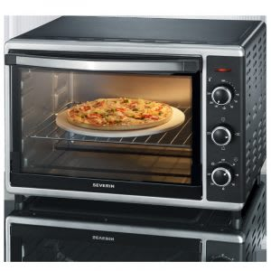 Big under cabinettoaster oven for pizza