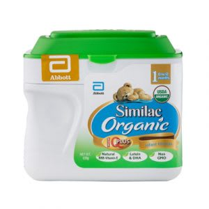 Best baby formula with DHA