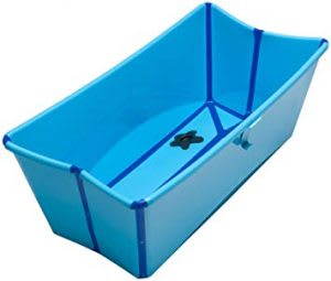 Best baby bathtub for big baby - for big size - collapsible