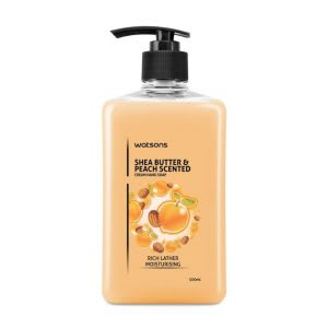 Best hand soap with scent for dry skin
