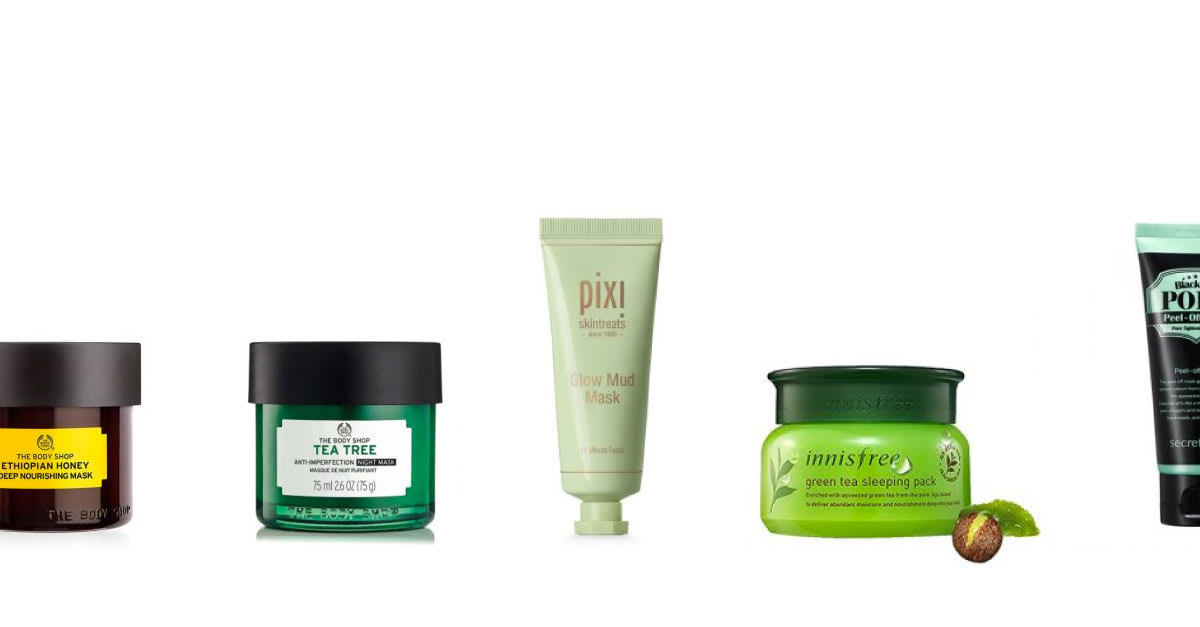 8a35e52730 20 Best Face Mask Reviews in Singapore 2019 - Buy Face Masks Online