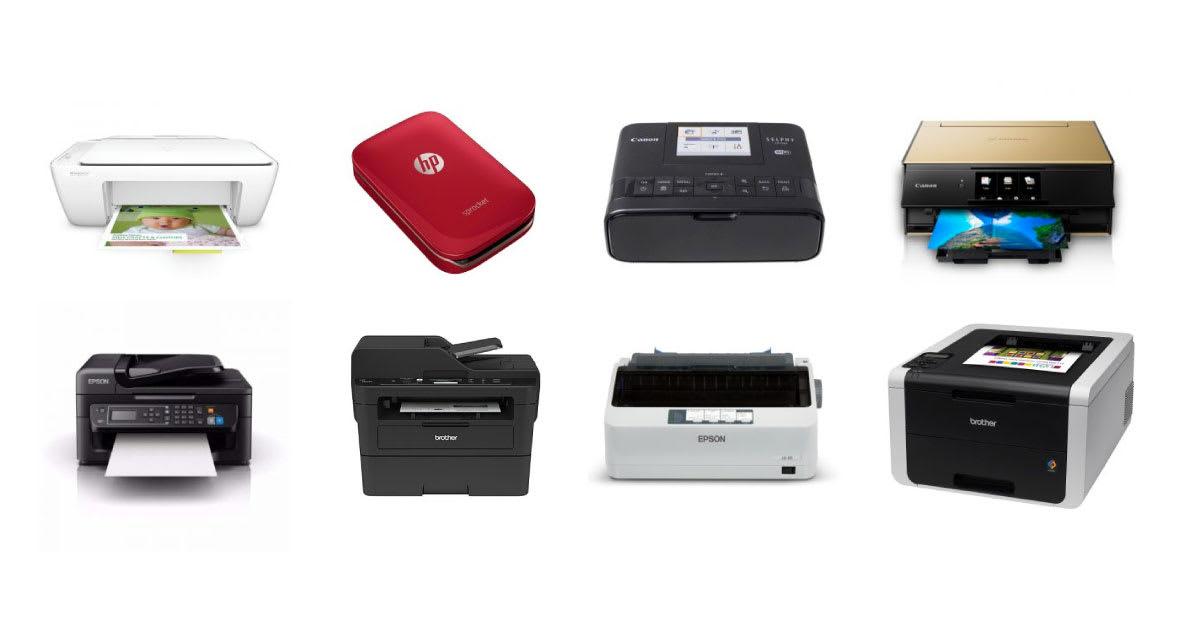 8 Best Printer Reviews in Singapore 2019 - Laser, Inkjet