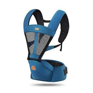 Best baby carrier with hip seat and back support