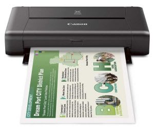 Best portable inkjet printer - suitable for car and iPad