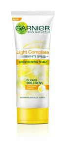 Best whitening facial wash - suitable for combination skin