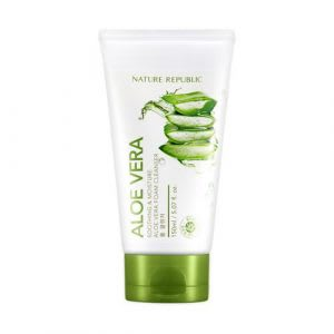 Face wash for all skin types with aloe vera