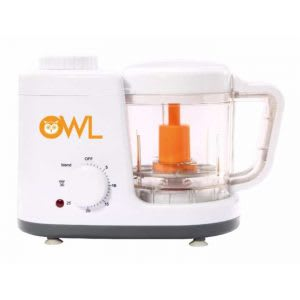 Best food steamer for baby food - steamer with blender combination