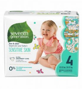 Best baby diapers for sensitive skin