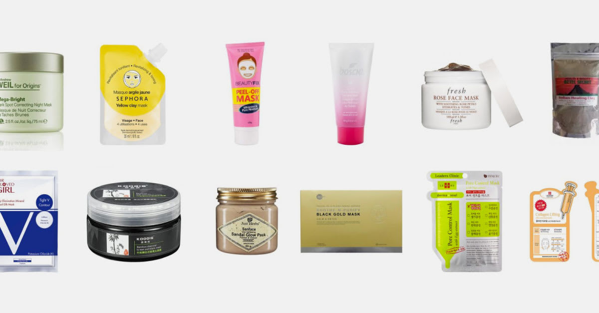 13 Best Face Masks In The Philippines 2020 Acne Prone Dry Skin Productnation