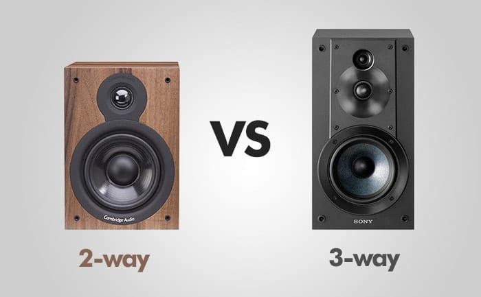 Memilih speaker yang mengusung system3 way