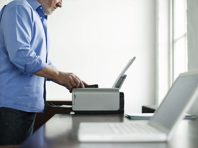 Instalasi printer