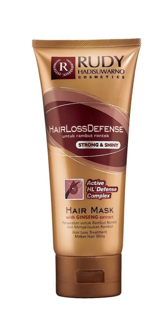 10 Rekomendasi Merk Masker Rambut Anti Rontok Yang Bagus 2020
