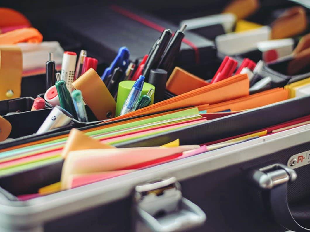 Cara Memilih Alat Tulis Kantor (ATK) yang Bagus