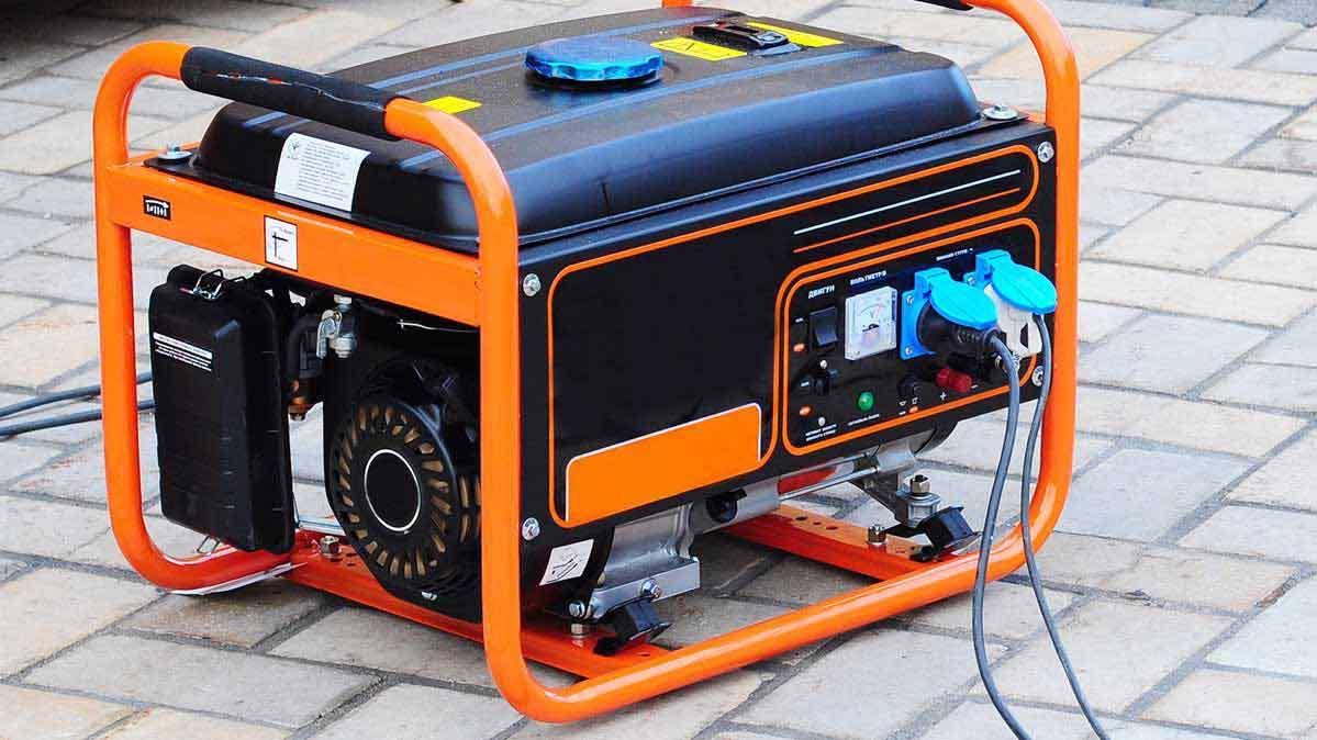 Genset Mini add on bahan bakar mudah dicari