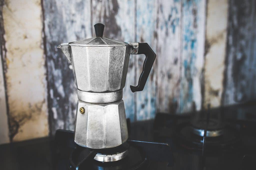 Espresso Maker Bahan Material