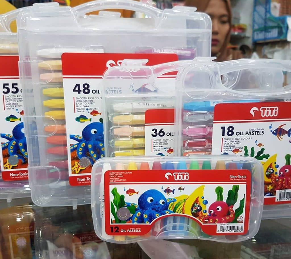 10 Crayon Paling Bagus & Terbaik Untuk Mewarnai Di Indonesia