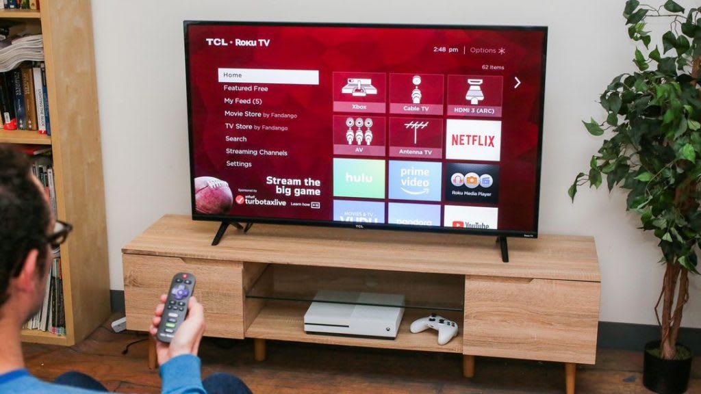 Cara menghubungkan Smart TV ke Internet