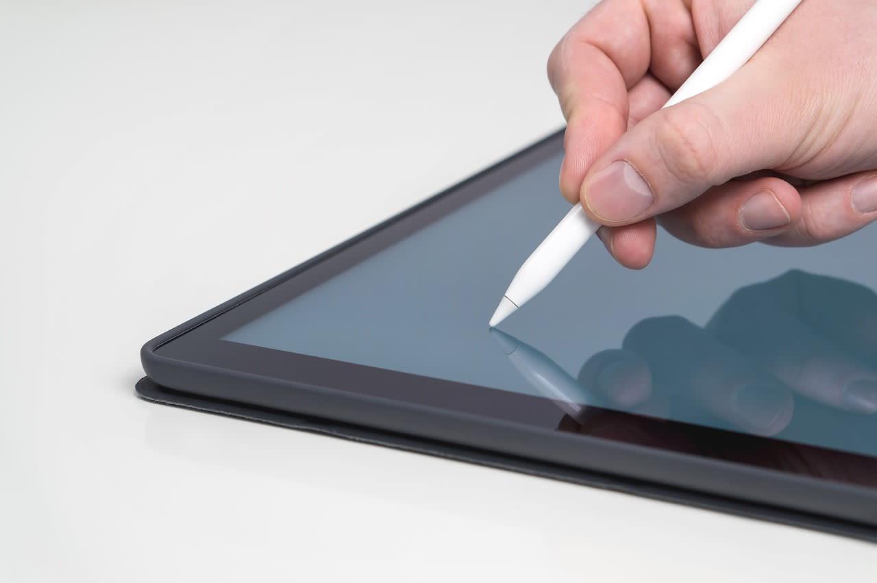 Cara Memakai Stylus Pen