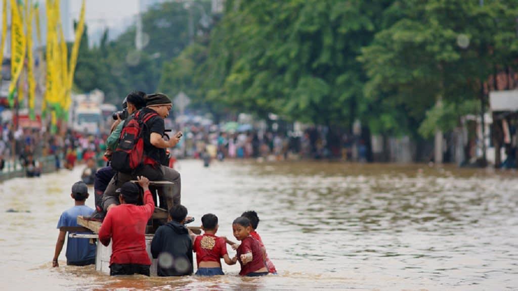 Apa yang dirasakan saat banjir