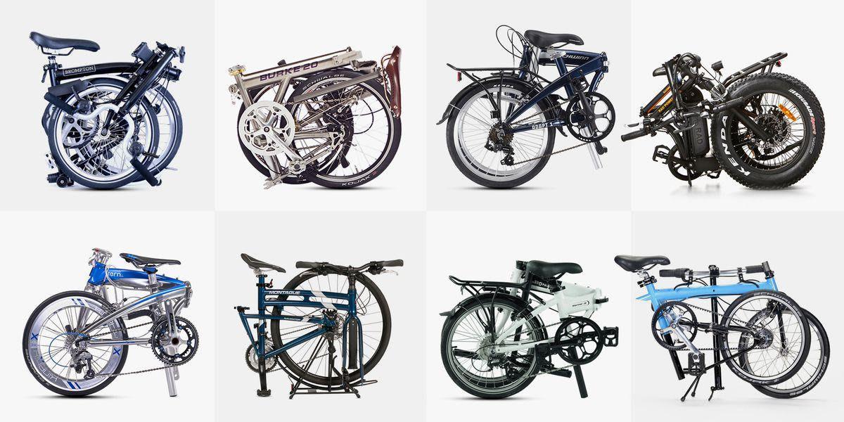 Cara Mudah Melipat Sepeda Lipat