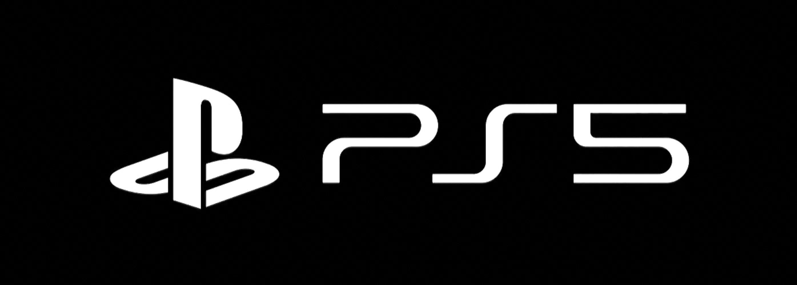 Logo Sony PS5 PlayStation 5