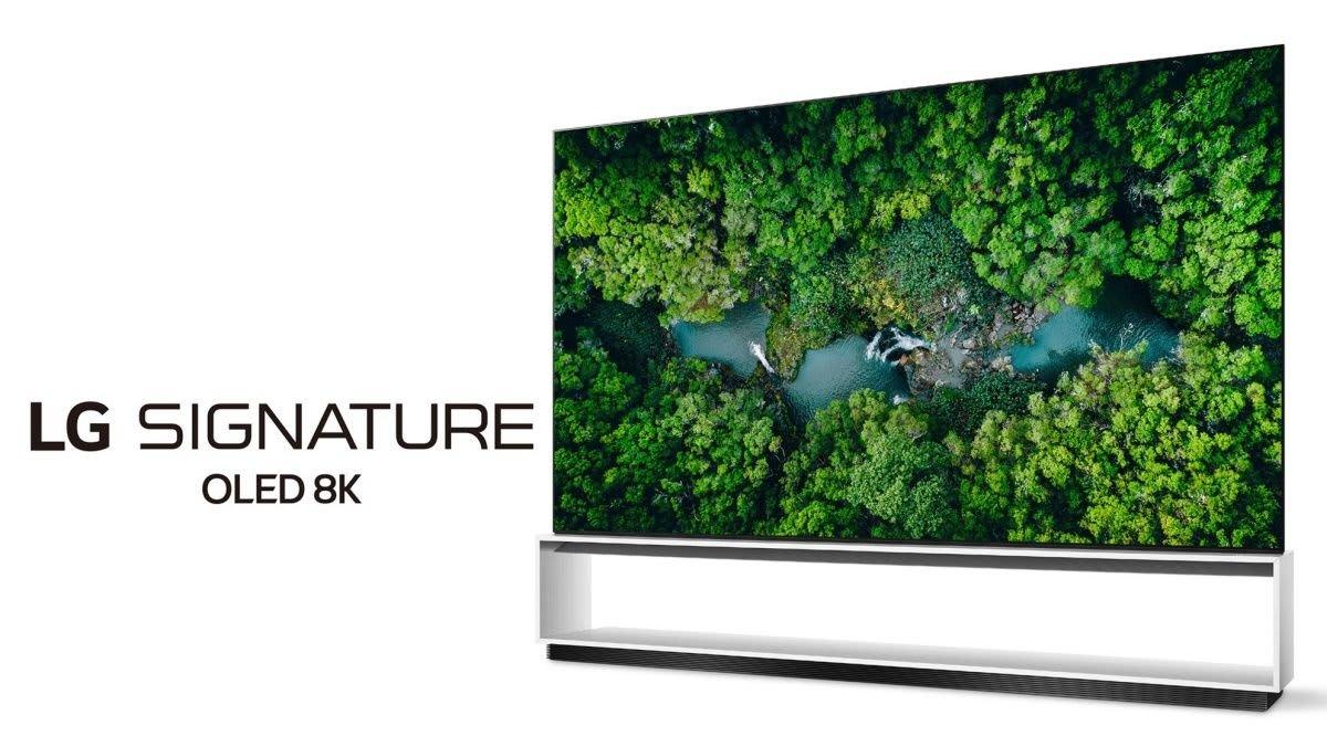 TV LG 8K