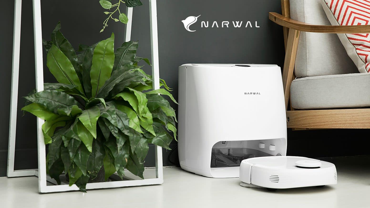 Narwal Mop & Vacuum Robot