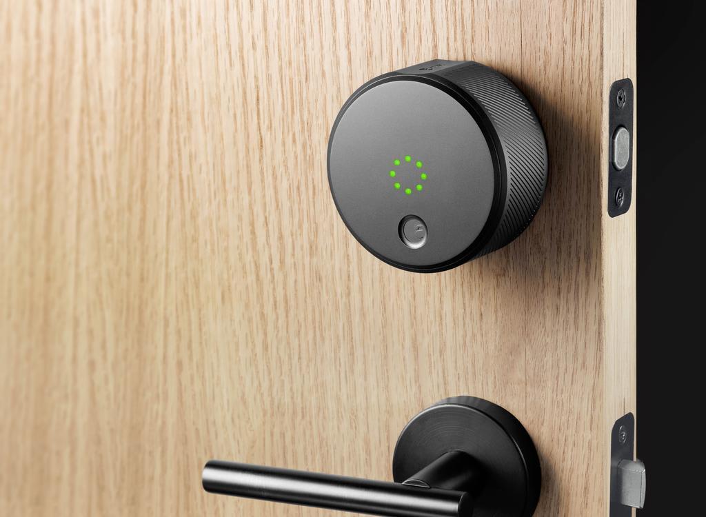 August Smart Tech Lock