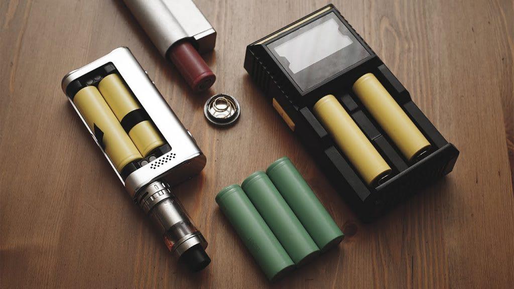 VAPE Baterai Perawatan baterai