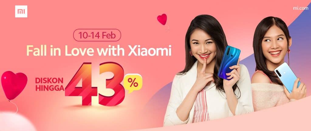 Xiaomi – Fall in Love With Xiaomi
