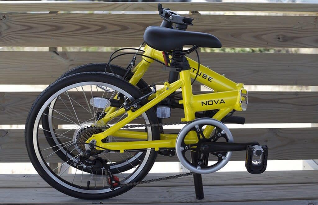Kuat Ringan 14 Sepeda Lipat Terbaik Di Indonesia 2020
