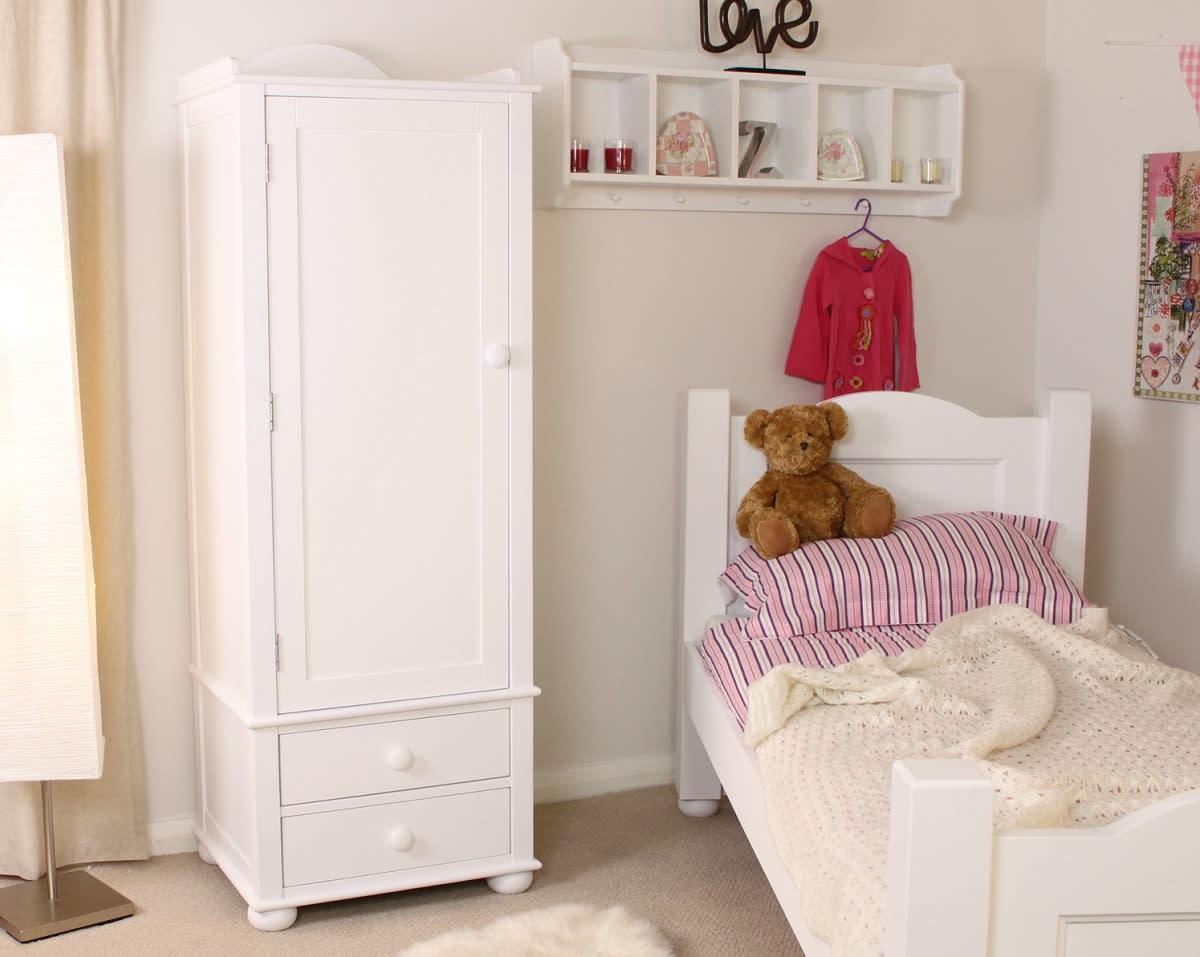 mothercare marlow single wardrobe)