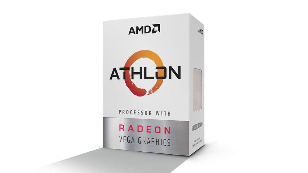 AMD Athlon 3000G Harga & Review / Ulasan Terbaik di Indonesia 2021