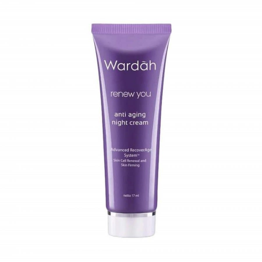 Wardah Renew You Anti Aging Night Cream-2
