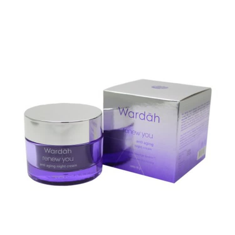 Wardah Renew You Anti Aging Night Cream-3