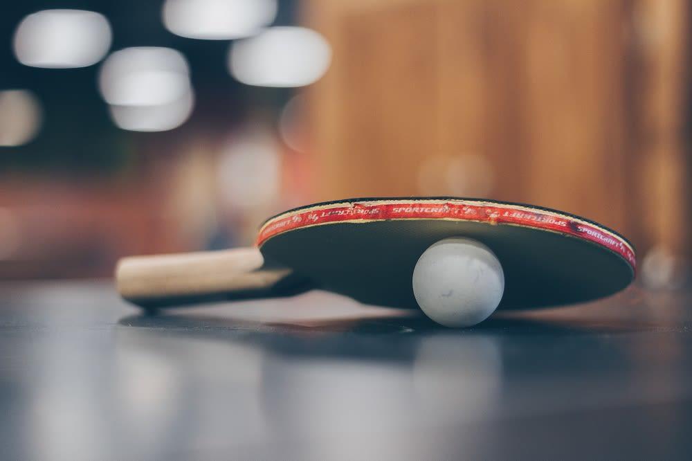 Tenis Meja - 875 Juta