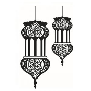 20 ide dekorasi ramadhan/lebaran idul fitri di indonesia 2020