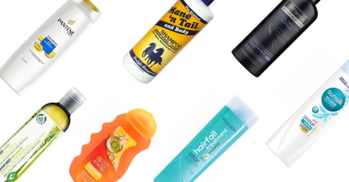 Merk 10 Shampo Terbaik di Indonesia 2020 - Rontok, Kering, Berminyak