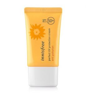 innisfree uv protection cream รีวิว
